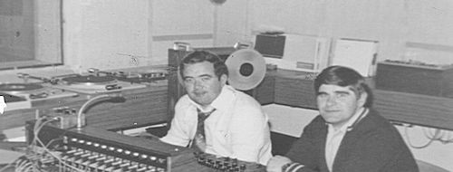 LTBS Studio in the Early Days