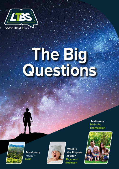 LTBS Quarterly Issue 4:20